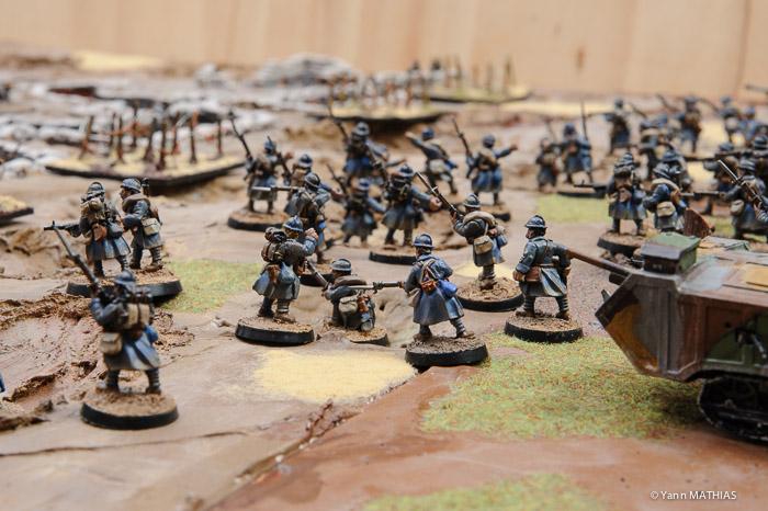 Croix de Guerre : Règles pour figurines 1914-1945