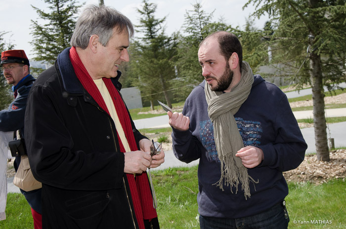 Rencontre avec Raymond Pezant