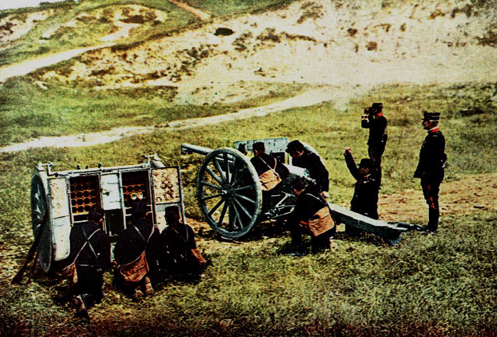 Les opérations sur la Marne