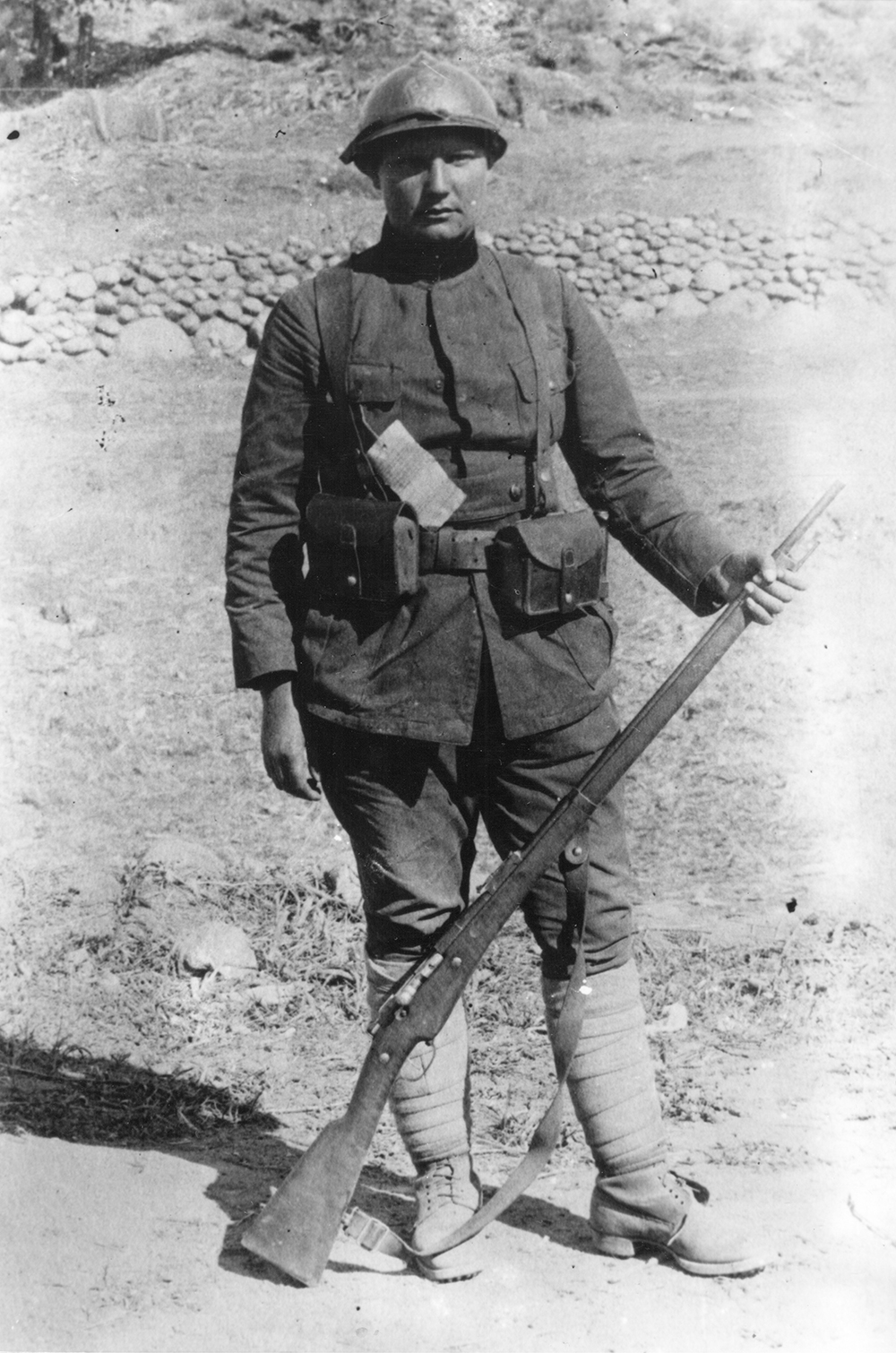 Milunka Savic, la combattante