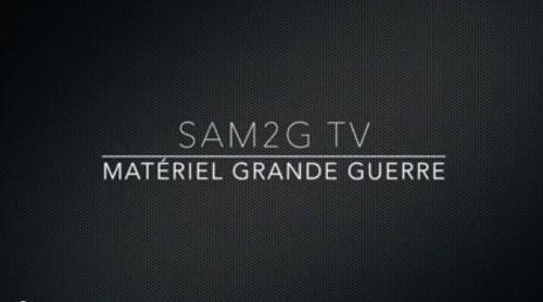 SAM2G – TV : le Minenwerfer du Musée