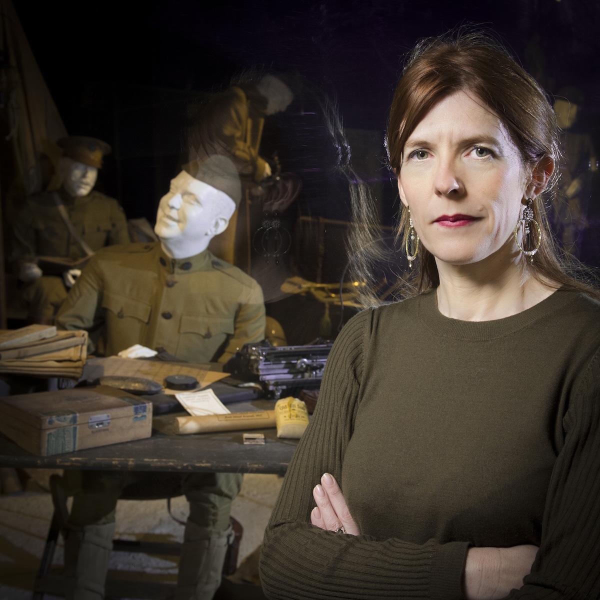 Entretien avec Fabienne Vandenbrouck, conservatrice-restauratrice
