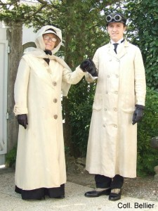 Image 04 - Costumes automobilistes 1910