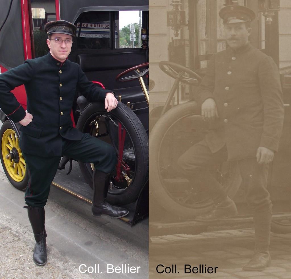Image 05 - Chauffeur de taxi 1905-1914