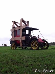 Image 18 - Taxi reconstitution d'apres Les Godillots