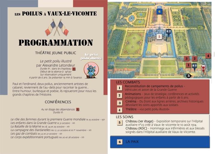 Vaux-le-Vicomte, nous voilà !