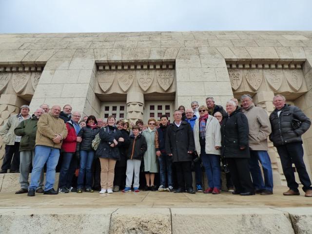 Voyage à Verdun pour le Centenaire