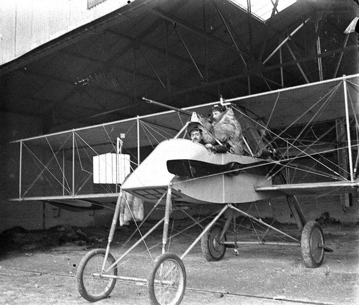 Hommage au nanteuillais André Maguet, adjudant pilote mort en 1916