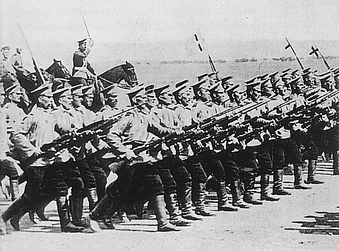 L'armée russe, 2eme partie