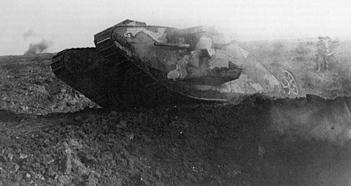 15 septembre 1916 : les Tanks attaquent ! (3ème partie)