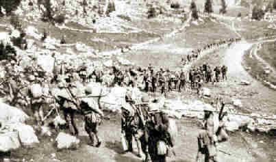1916 : les batailles de l'Isonzo