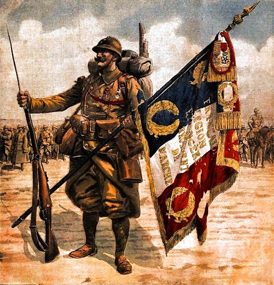 Le RMLE dans la bataille de la Somme !