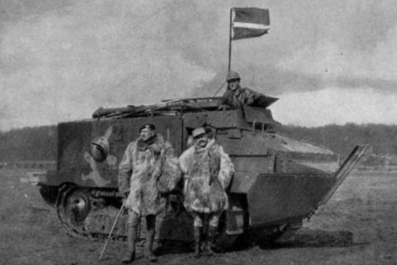 Un destin dans la guerre : Commandant Louis Bossut (2e partie)