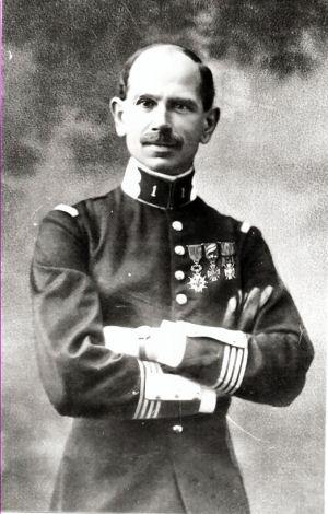 Un destin dans la guerre : Commandant Louis Bossut (1re partie)