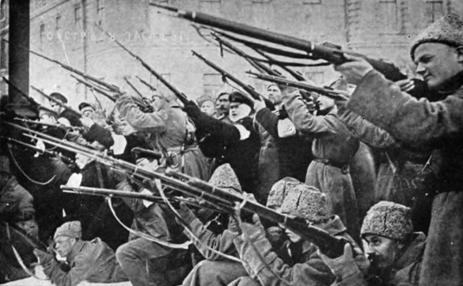 De la révolte à la révolution