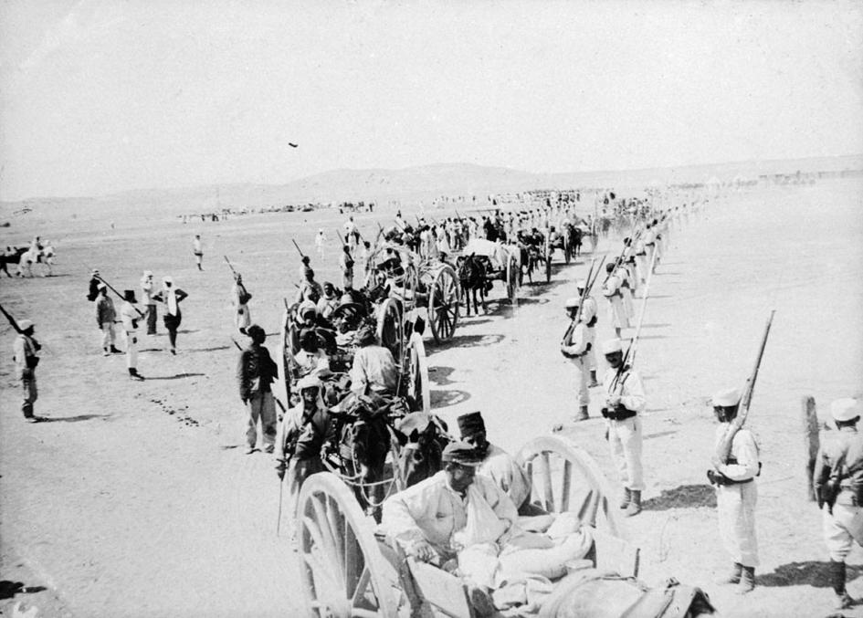 Et pendant ce temps là au Maroc, la Légion…1917