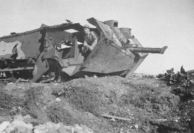 5-6 mai 1917 : les chars attaquent au Moulin de Laffaux (suite et fin)