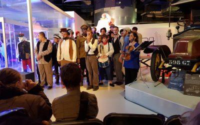 Les Vives Voix au Musée de la Grande Guerre de Meaux