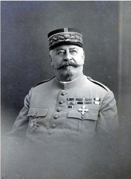 Le Général Henri BERTHELOT