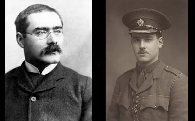 RUDYARD et JOHN KIPLING, deux drames dans la grande guerre…