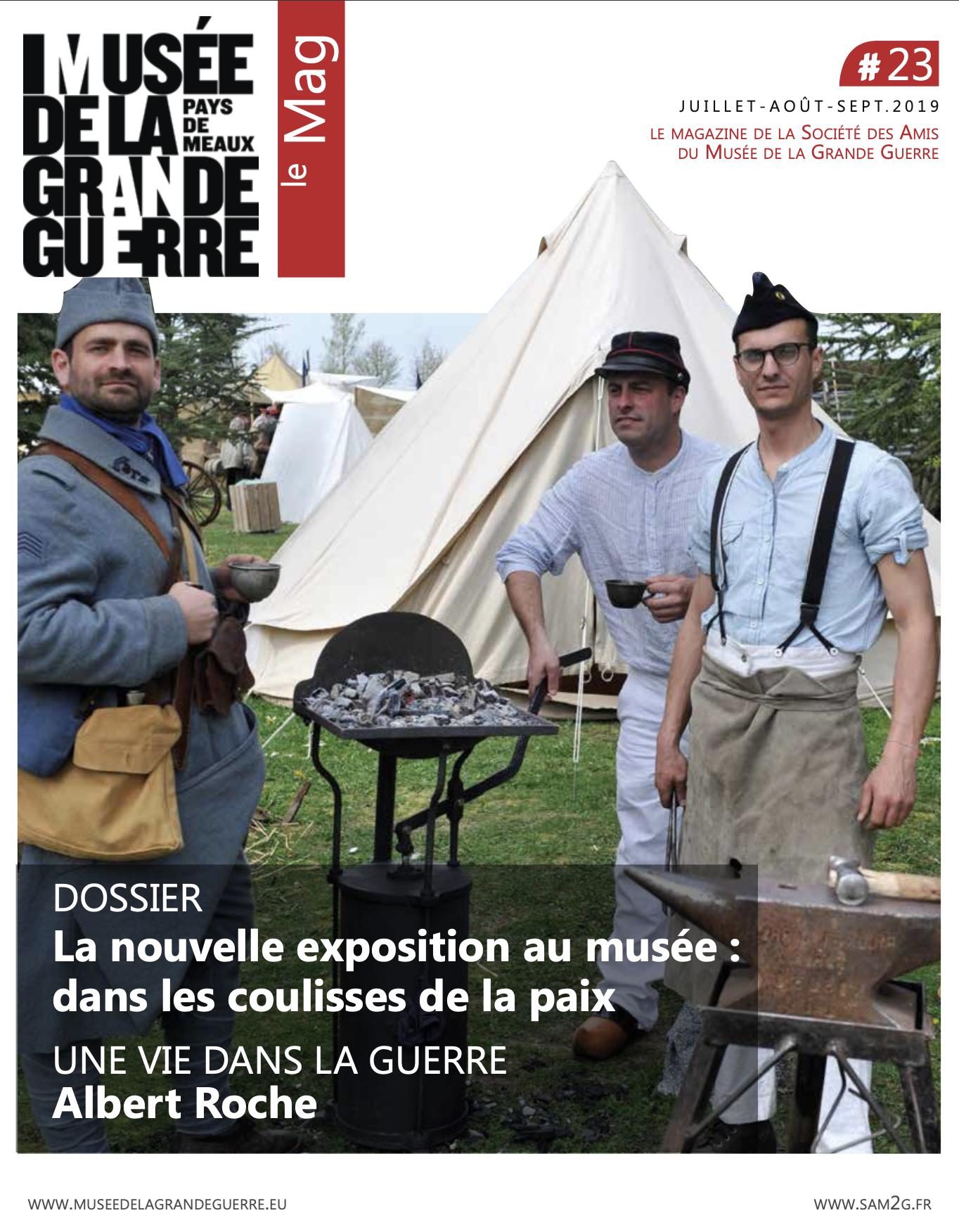 Le Mag n°23 est en ligne !