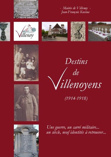 COUVERTURE destins de villenoyens_VERSION 2