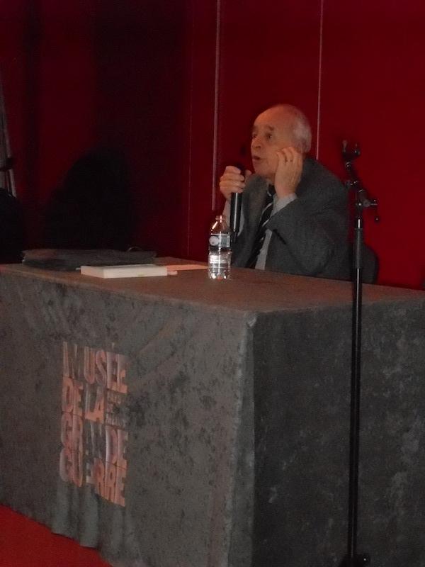 3 questions de la SAM2G à Antoine Prost, président du Conseil scientifique de la mission du centenaire.