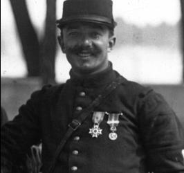 Célestin Adolphe PEGOUD le « roi de l'air »