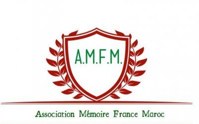 l'Association Mémoire France Maroc – AMFM