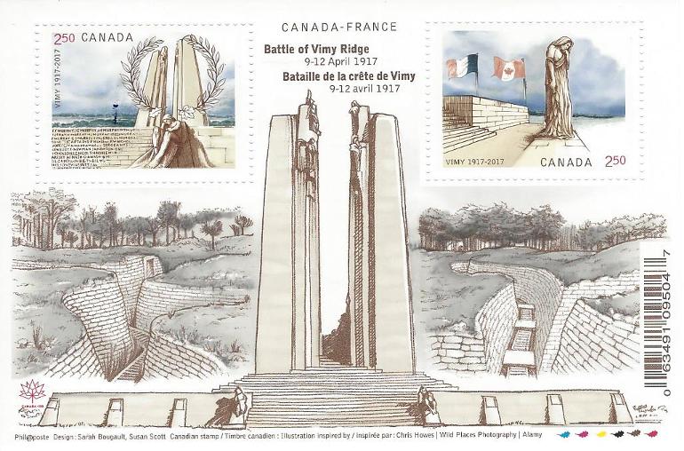 La bataille de VIMY : Une nouvelle tactique et une victoire canadienne