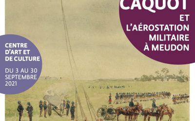 Exposition Albert CAQUOT et l'Aérostation militaire à Meudon