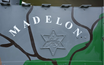 Madelon a pris ses quartiers au musée